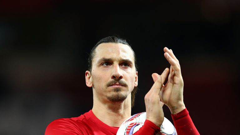 How Man Utd's Zlatan Ibrahimovic compares to Europe's top ... Zlatan Ibrahimovic