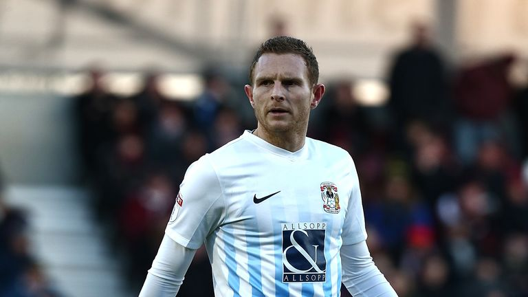 Stuart Beavon: Staying with Coventry