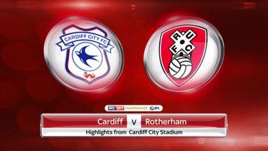 Cardiff 5-0 Rotherham