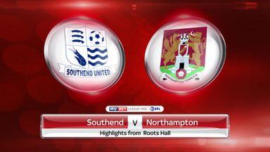 Southend 2-2 Northampton