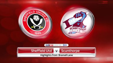 Sheffield Utd 1-1 Scunthorpe