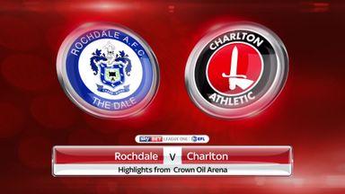 Rochdale 3-3 Charlton