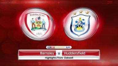 Barnsley 1-1 Huddersfield