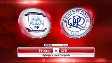 Preston 2-1 QPR