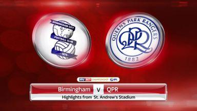 Birmingham 1-4 QPR