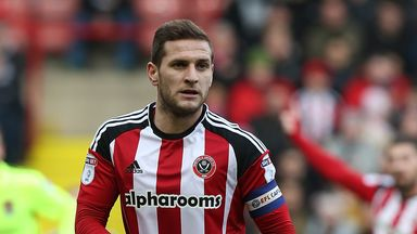 Billy Sharp scored twice to hand Sheffield United a 2-0 win over Bolton