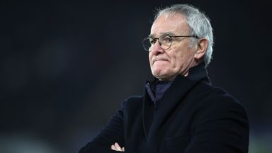 Ranieri has been dismissed 298 days after steering them to Premier League glory