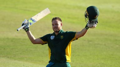 David Miller is set to play six T20 Blast matches for Glamorgan