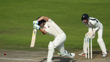 Liam Livingstone is one of two players to sign a new Lancashire contract on Friday