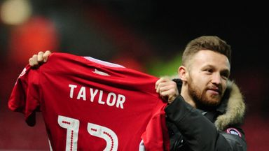 Matty Taylor has left Bristol Rovers to join Bristol City