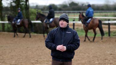 Trainer Gordon Elliott