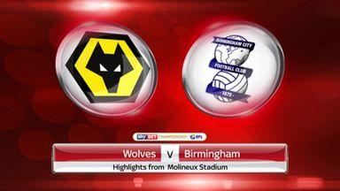 Wolves 1-2 Birmingham