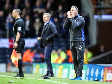 Owen Coyle: Time in charge of Blackburn is over