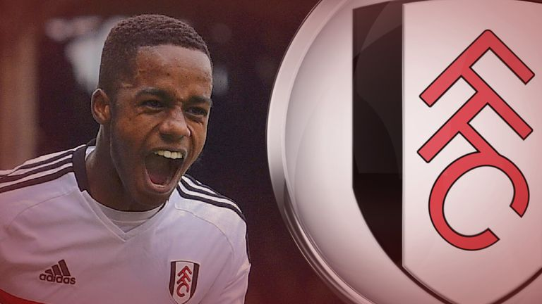 Fulham's highly-rated young full-back Ryan Sessegnon
