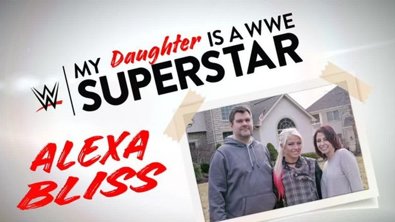 Alexa Bliss: My Daughter is a WWE Superstar