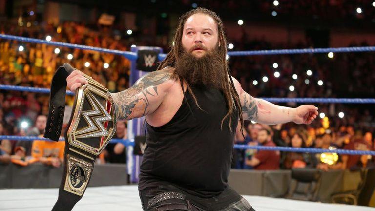 WWE Smackdown - Bray Wyatt (WWE Champion)