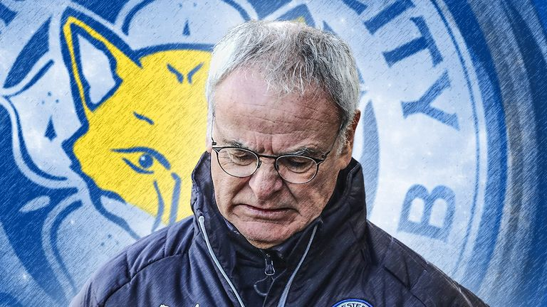 Claudio Ranieri was sacked by Leicester on Thursday