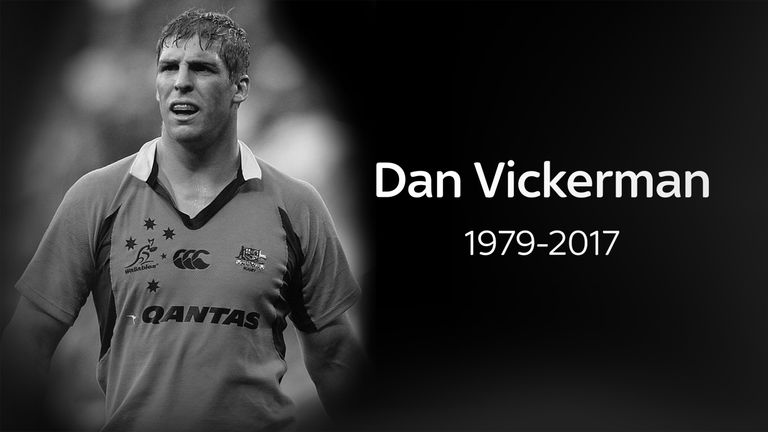 Dan Vickerman obituary image