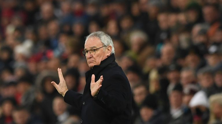 It is only six weeks since Claudio Ranieri was named FIFA's coach of the year