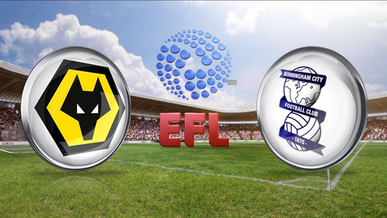 Wolverhampton Wanderers v Birmingham City