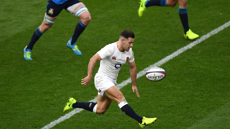 Danny Care is full of praise for the current England squad