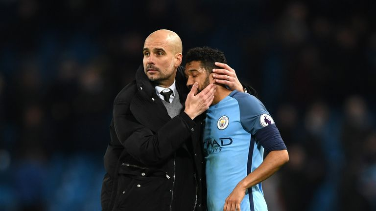 Manchester City released Gael Clichy after his contract expired