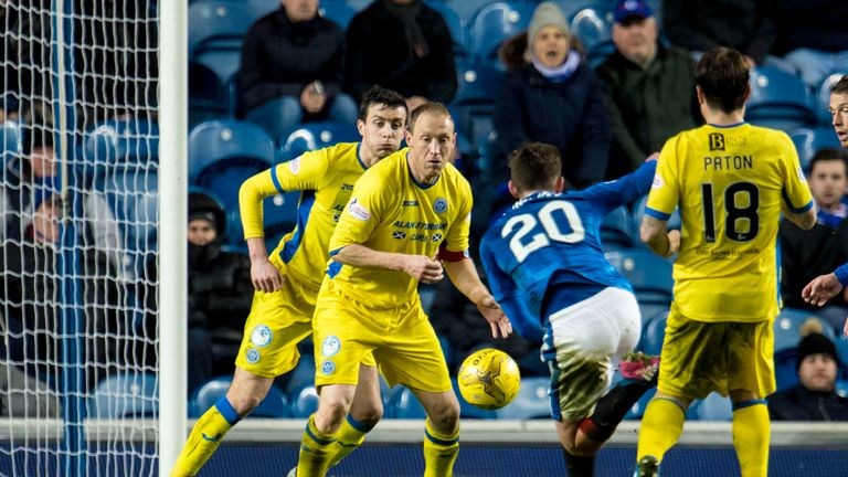 Emerson Hyndman snatches an injury-time winner for the Gers