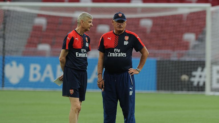 Arsenal coach confirms Arsene Wenger will not leave Arsenal this summer