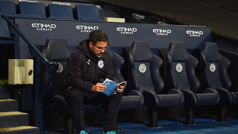 David Wagner is preparing for his second season in English football