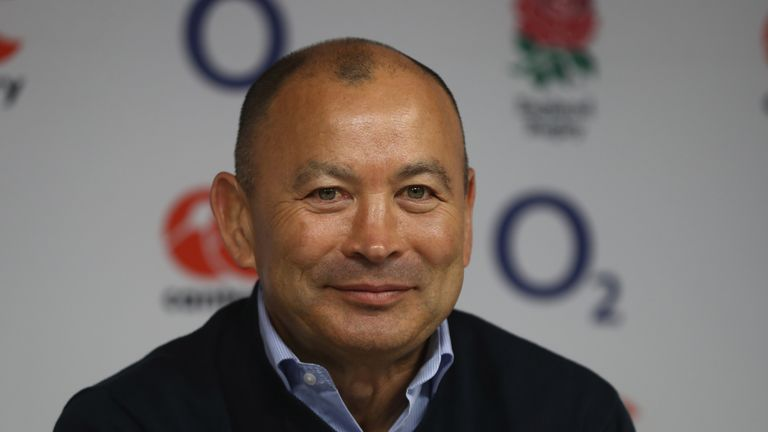 Eddie Jones says the Lions will struggle against the All Blacks