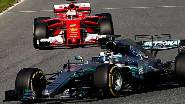 Mercedes believe the gap to them and their rivals has been reduced