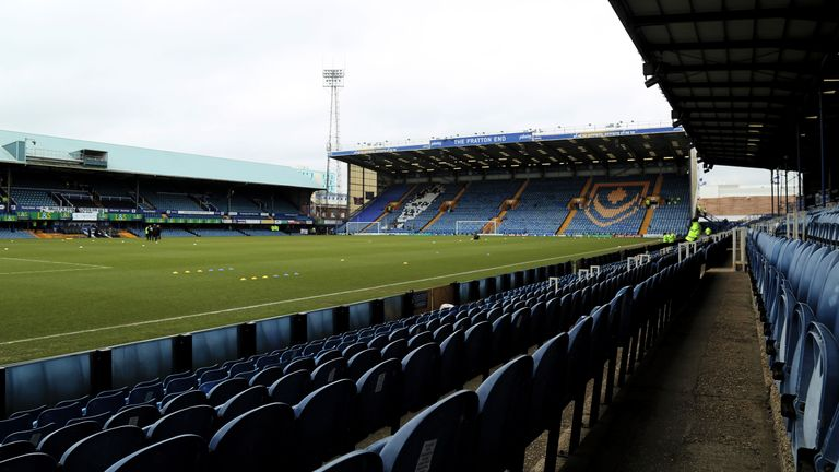Michael Eisner has referred to Portmouth's Fratton Park ground as an 'antique'