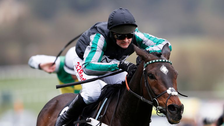 Altior strode away to win the Arkle 12 months ago after Charbel's late fall