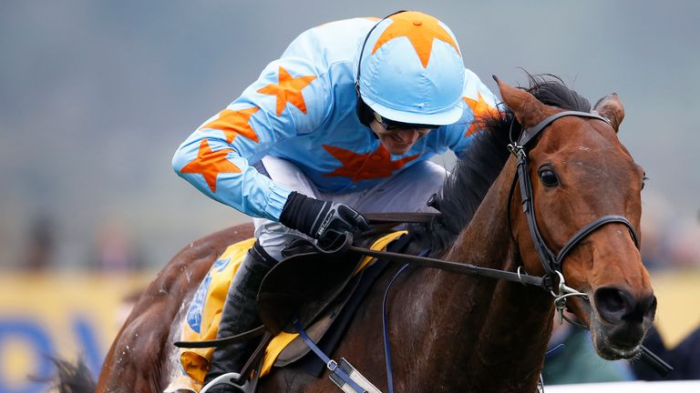 Un De Sceaux: Heads entries for Ascot feature