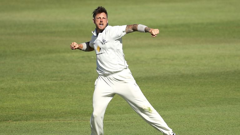 James Pattinson will play for Nottinghamshire this season