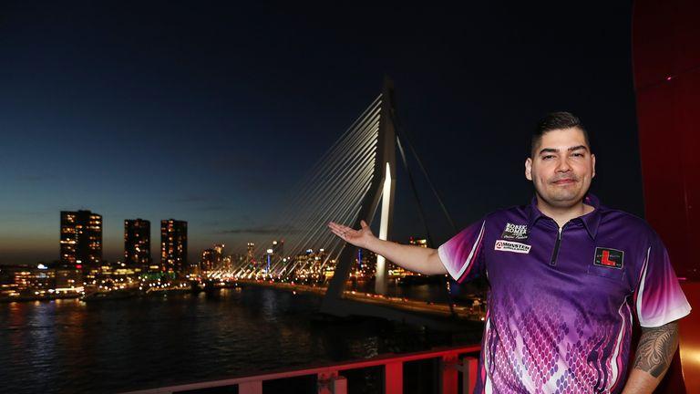 Jelle Klaasen is making his debut in Rotterdam