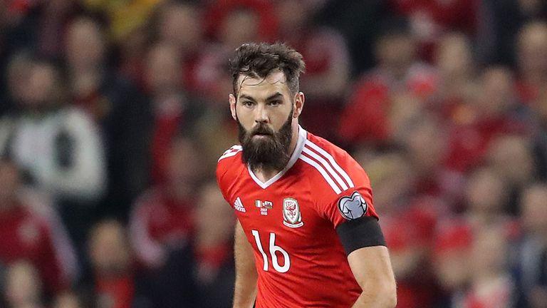 Joe Ledley is a Wales international