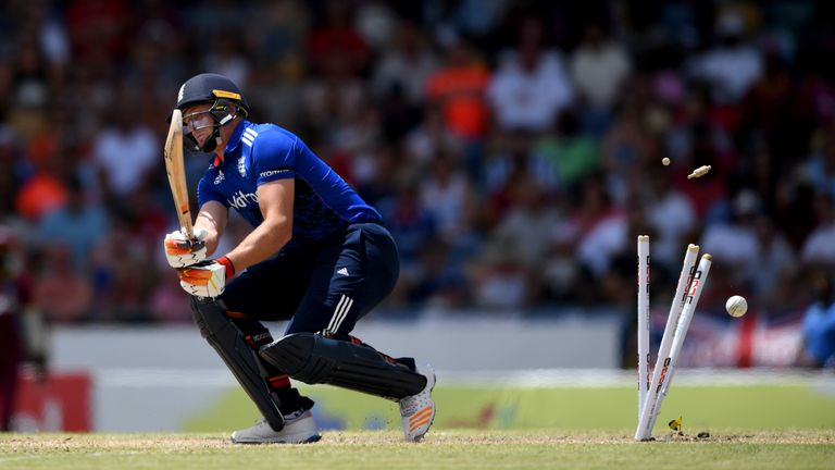 Jos Buttler struggled for runs in the West Indies but Nasser says he isn't worried
