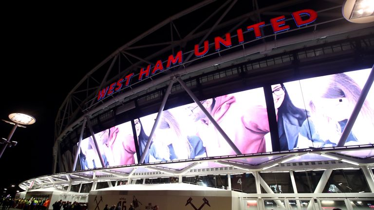 Transformation costs at the London Stadium were more than £320m