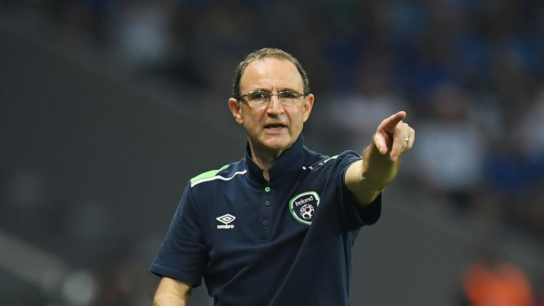 Manager Martin O'Neill hailed the impact of the West Ham youngster on his international debut