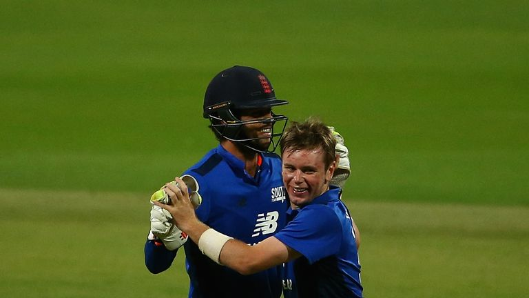 Mason Crane backed by Eoin Morgan ahead of likely England debut