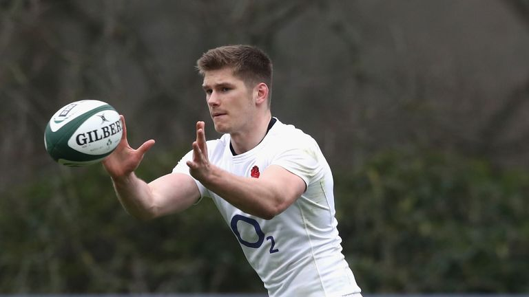 Would Owen Farrell make it into your combined England-New Zealand team?