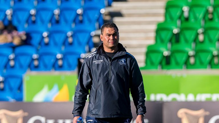 Pat Lam tasted coaching success when he guided Connacht to PRO12 glory in 2015/2016