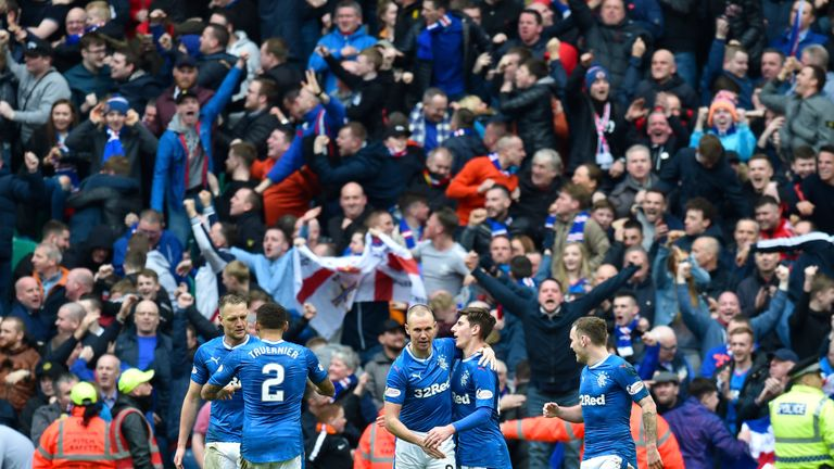 Wilson said Rangers silenced some of their critics
