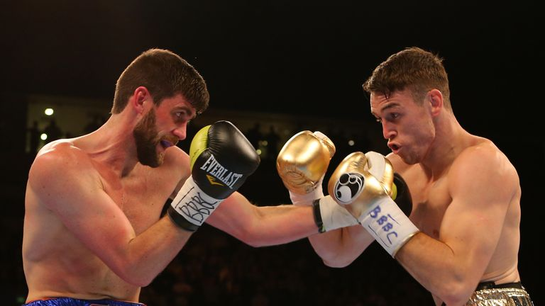 Callum Smith and Rocky Fielding put their unbeaten records on the line in Liverpool