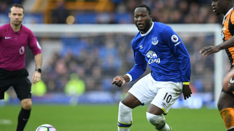 Romelu Lukaku has been in prolific form for club and country this season
