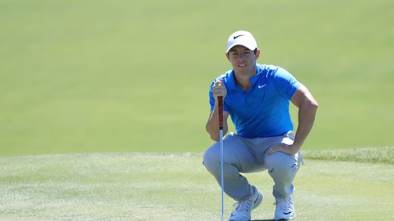 McIlroy mixed seven birdies with four bogeys in his final round