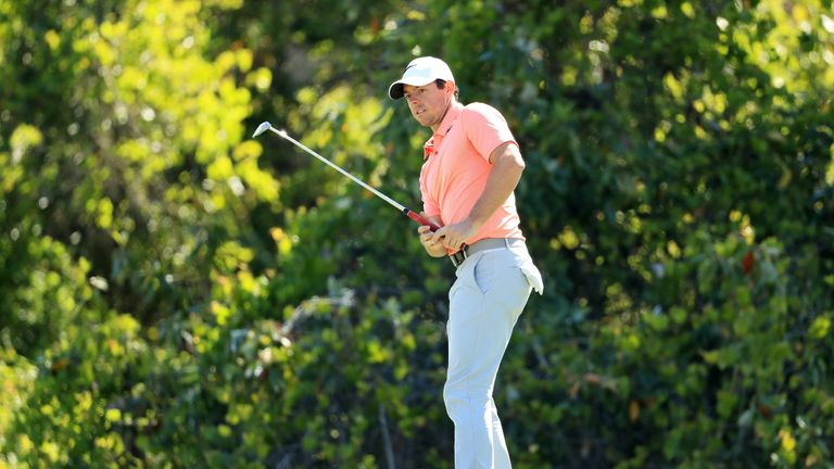 Next week's WGC is McIlroy's last scheduled appearance before the Masters