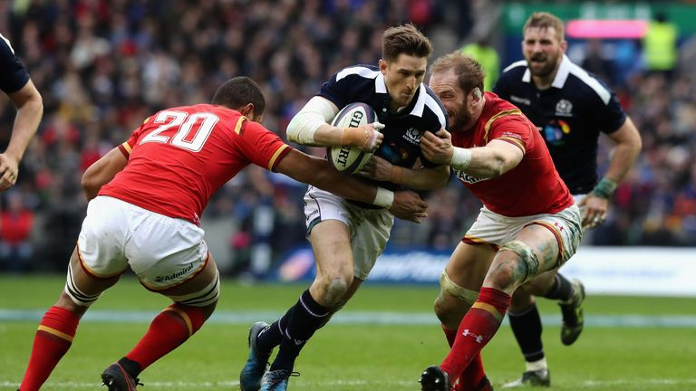 Wales were beaten 29-13 by Scotland last time out