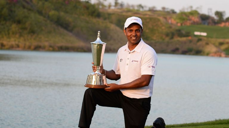 SSP Chawrasia created history at the Indian Open